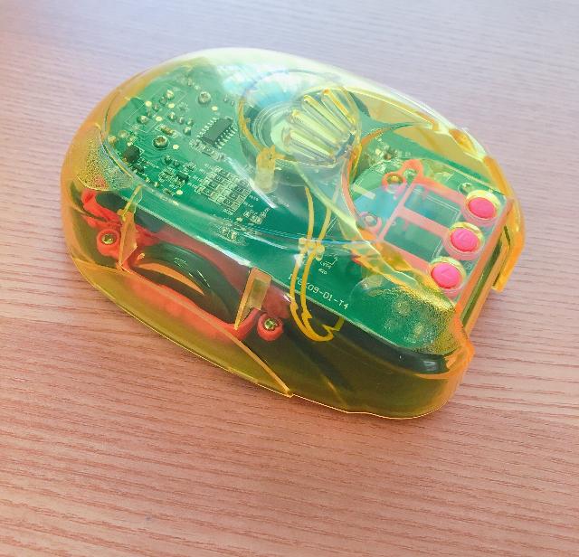 プログラミングカー