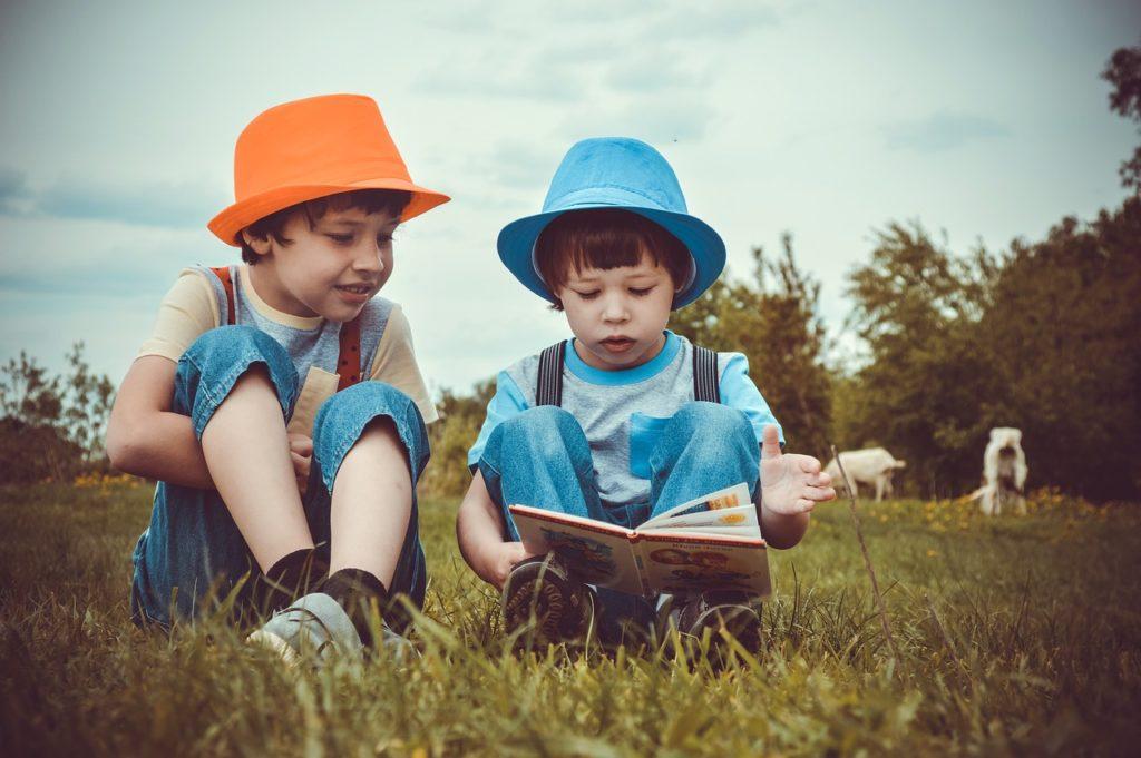 子ども 読書