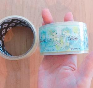 透明テープ