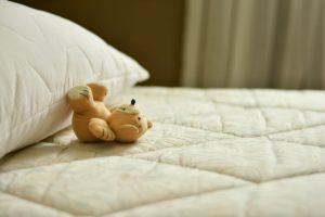 ぬいぐるみ ベッド