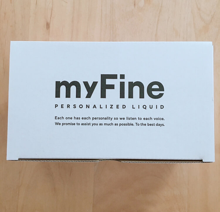 myFine 口コミ