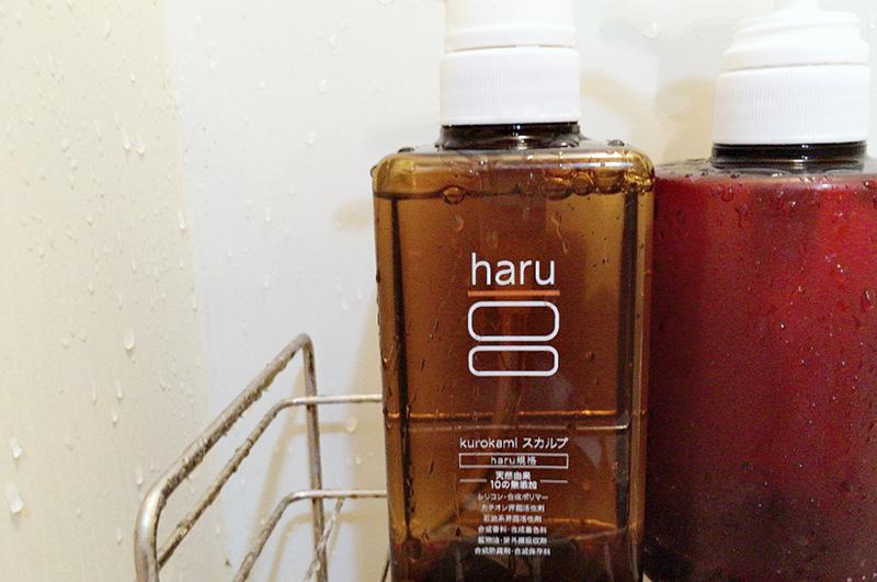 産後 抜け毛 シャンプー haru